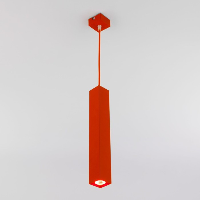 Светильник Cant 7Вт LED 4200К красный