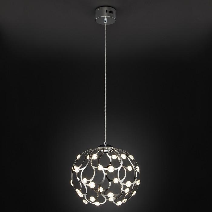 Светильник Drops 22Вт LED 4200К хром