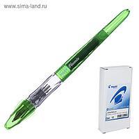 Ручка перьевая Pilot PLUMIX NEON узел 0,58мм, светло-зеленая FCD-PXN (LG)
