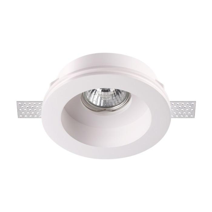 Светильник YESO, 50 Вт, GU10, цвет белый, d=132мм
