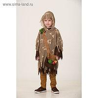 Карнавальный костюм «Леший», сорочка, накидка, р. 30, рост 116 см