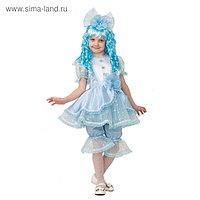 Карнавальный костюм «Мальвина», текстиль, размер 26, рост 10