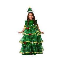 Карнавальный костюм 'Ёлочка-Царица', размер 38, рост 146 см