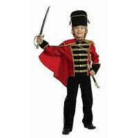 Детский карнавальный костюм 'Гусар', бархат, размер 38, рост 152 см