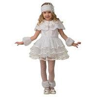 Карнавальный костюм 'Снежинка Снеговичка', р. 34, рост 134 см