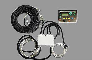 УКДМ-1 Система автоматического управления для коммунальной дорожной машины
