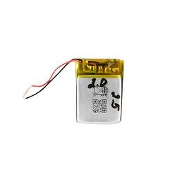 Аккумулятор универсальный  (2cm 2.5cm 3cm) 400mAh 3.7V GU Electronic