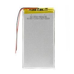Аккумулятор универсальный  (6cm 11.5cm 3.5cm) 3500mAh 3.7V GU Electronic