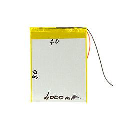 Аккумулятор универсальный  (7cm 9cm 3.5cm) 4000mAh 3.7V GU Electronic