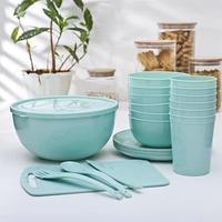 Набор посуды на 6 персон 'Пир', 38 предметов