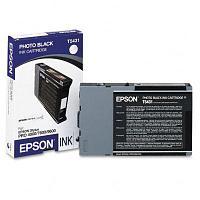 Картридж Epson C13T543100 STYLUS PRO7600/9600 черый