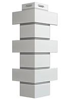 Угол Наружный FLEMISH Дёке Белый  443х174х112 мм