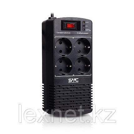Стабилизатор SVC AVR-600-L, фото 2