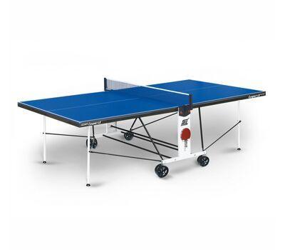 Теннисный стол Start line СOMPACT LX с сеткой Outdoor - фото 1