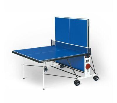 Теннисный стол Start line СOMPACT LX с сеткой Outdoor - фото 2