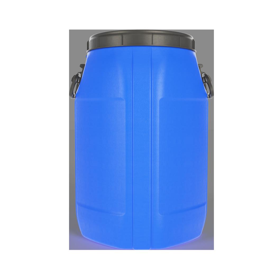 Бидон 65 литров Полиэтиленовый с ручками, завинчивающаяся крышка   ОПТОМ