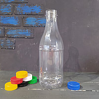 Пэт бутылки 1 литр широкая горловина