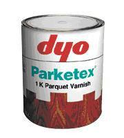DYO PARKETEX  лак паркетный, глянцевый 2,5 л.