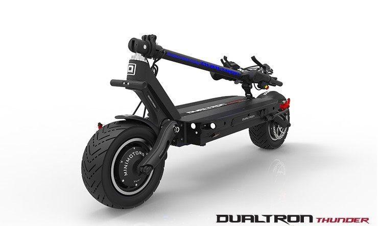 Электросамокат Minimotors Dualtron Thunder 5400W (2700х2) 60V/35Ah