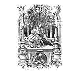 Дюма А.: Графиня де Монсоро (иллюстр. М. Лелуара), фото 10