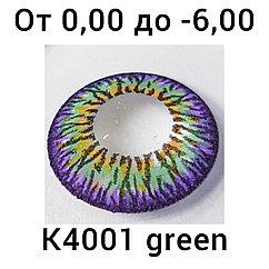 Цветные контактные линзы DOX