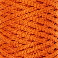 Шнур для вязания 'Классика' 100 полиэфир 3мм 100м (125 оранжевый)