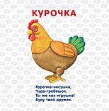 Книжки - картонки. Домашние животные, фото 6