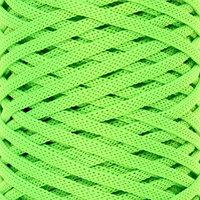 Шнур для вязания 'Классика' 100 полиэфир 3мм 100м (502 люм.салат)