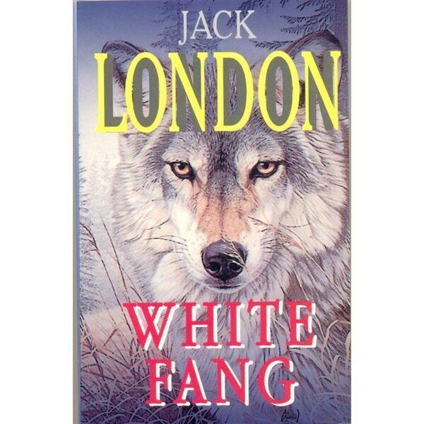 Лондон Дж.: Белый Клык. На английском языке