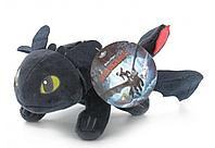"""Беззубик Мягкая игрушка мультик """"Как приручить дракона"""" 40 см"""