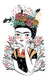 Хессе М.: Фрида Кало. Биография в комиксах, фото 7