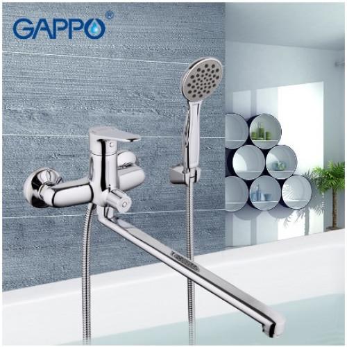 Смеситель для ванны GAPPO 2236