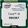 Core i9-9900KF, oem/tray