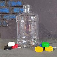 Бутылки 3 литра из ПЭТ