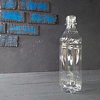 Пэт бутылки 0.45 л.