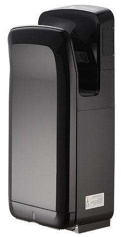 Высокоскоростная сушилка для рук Breez JET BHD-1650 BL (Чёрная), фото 2