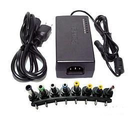 Универсальное зарядное устройство 40W для нетбука, 8 коннекторов Арт.2671