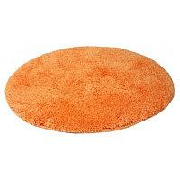 Коврик Fixsen MA0126A (оранжевый) для ванной овальный 1-ый 60х90см
