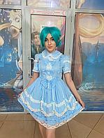 Кружевное платье Аниме