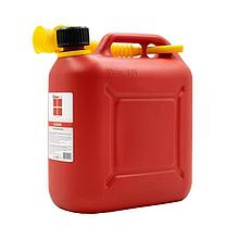 Канистра пластиковая 10л ГСМ Oktan, классик, красный