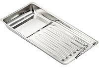 Лоток стоматологический ЛМС-«Медикон», 195х130х25мм на 11 инстр.,(сталь AISI 304)
