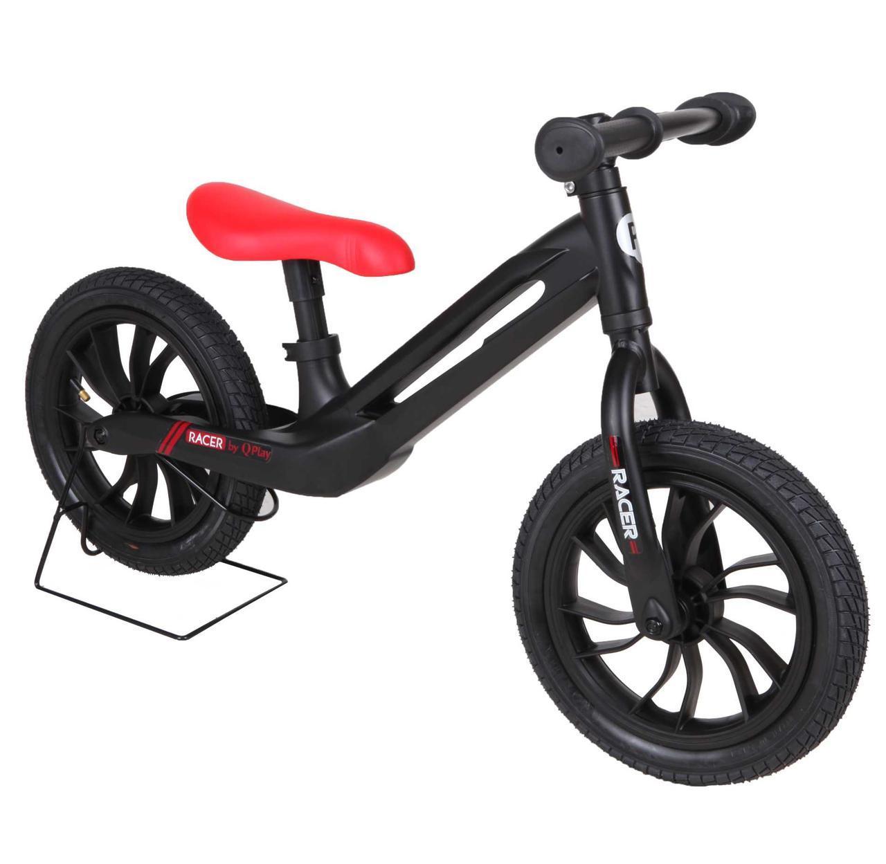 Беговел Qplay Racer Black & Red