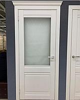 Межкомнатные двери Модель Венеция Soft 1 Со стеклом, 600