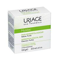 Uriage Исеак дерматологическое мыло для комбинированной и жирной кожи 100 г (4568)
