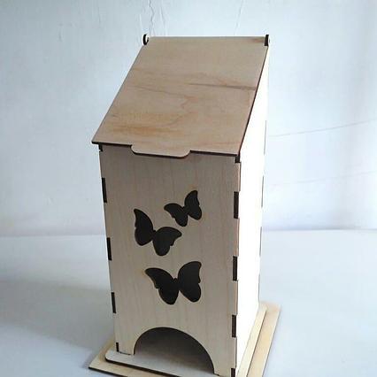 Чайный домик с Бабочками
