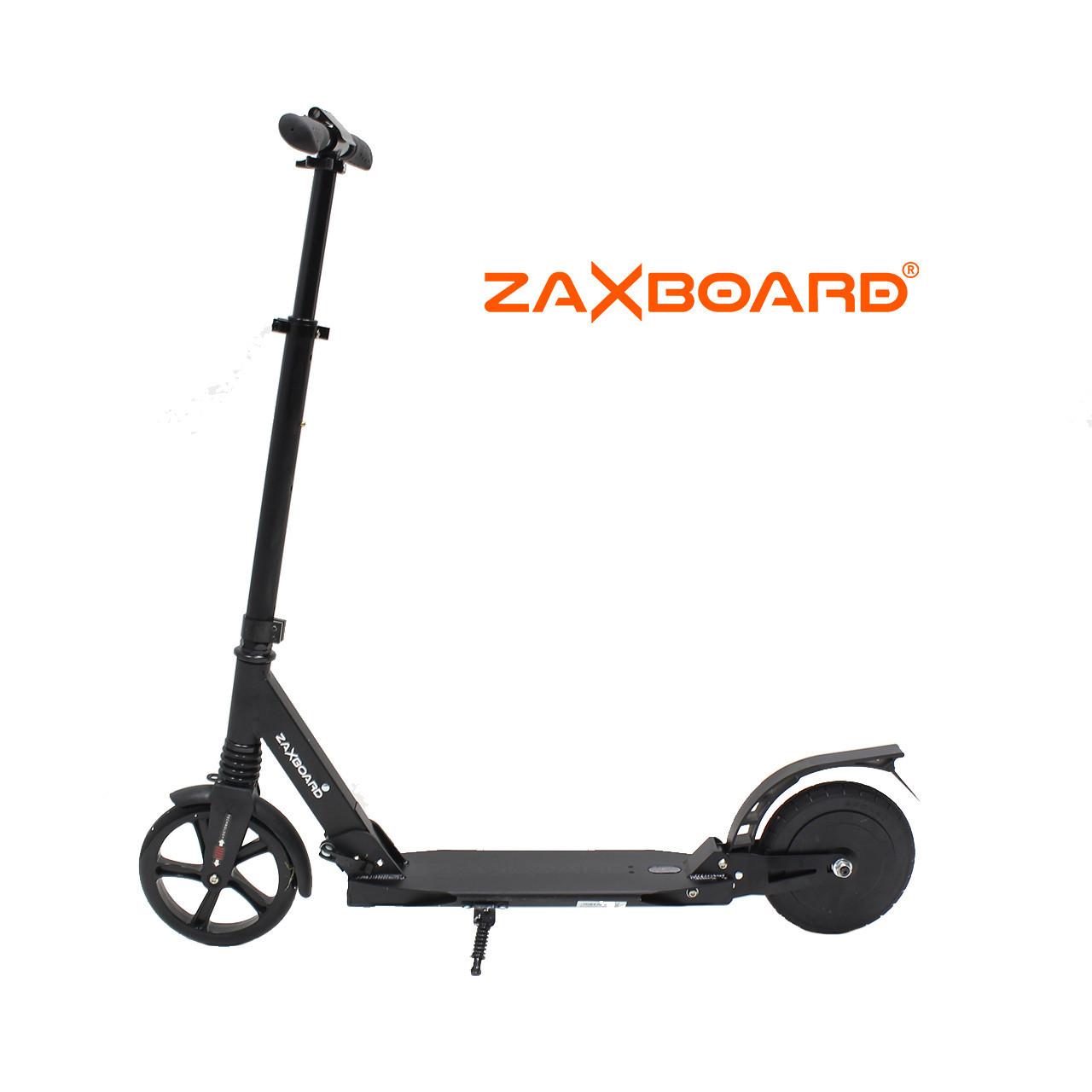 Детский электросамокат ZAXBOARD EL-8 Чёрный