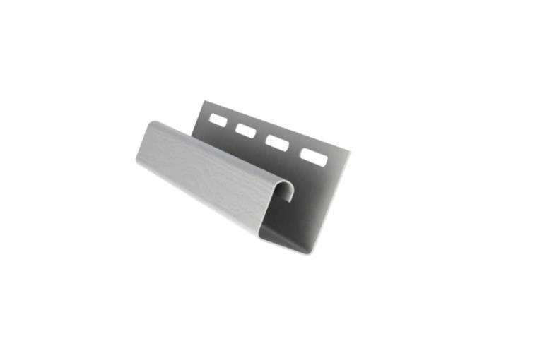 Стартовая планка металлическая L 2000 мм