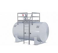 Резервуар из нержавеющей стали 10 м3