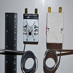 Термостат NT-254 FAG (Аналог EGO 55.13059.220), регул., 50-270С,16А/400V, 1,6 м для духовых шкафов АВАТ, фото 2