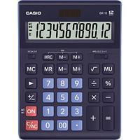 Калькулятор настольный CASIO GR-12-BU-W-EP